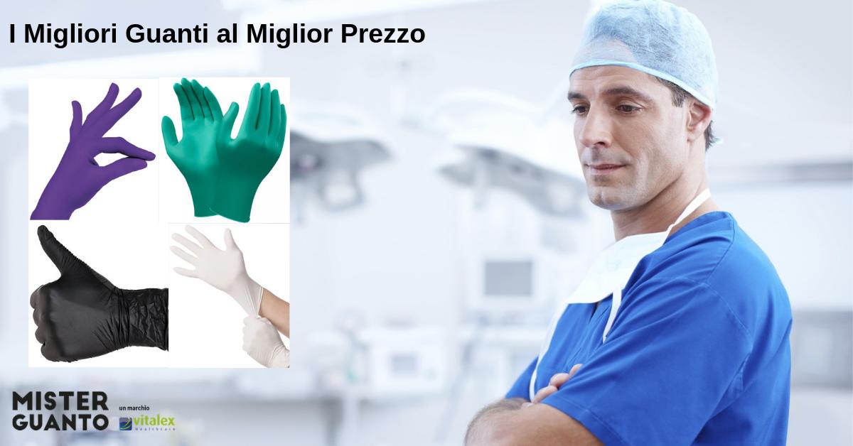 Guanti in lattice protezione guanto guanti di gomma STUDIO STUDIO MEDICO